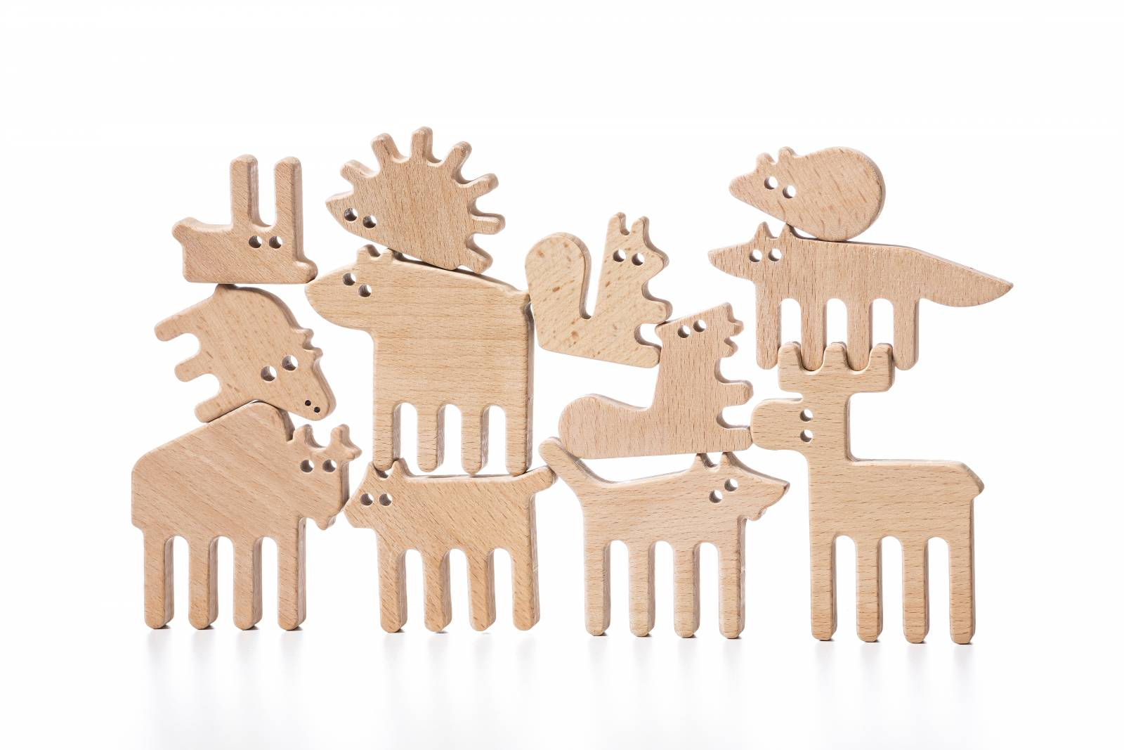 Forest animals Balance-toy
